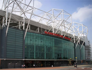 Old Trafford Stadium Tours for all Man Utd fans